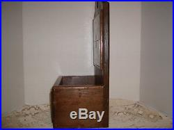 Antique Wall Candle Box Calif. Spanish Revival Tiles