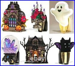 Bath Body Works Halloween 2021 Wallflower Plug In Candle & Soap Holders CHOOSE