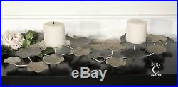 Urban Designer XXL 35 Forged Metal Candelabra Candle Holder Or Modern Wall Art